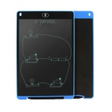 Buy Lcd Writing Tablet 12 Ewriter Handwriting Pads Portable Board Epaper Note Blue Intl Online Hong Kong Sar China