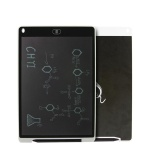 Promo Lcd Writing Tablet 12 Ewriter Handwriting Pads Portable Board Epaper Note White Intl