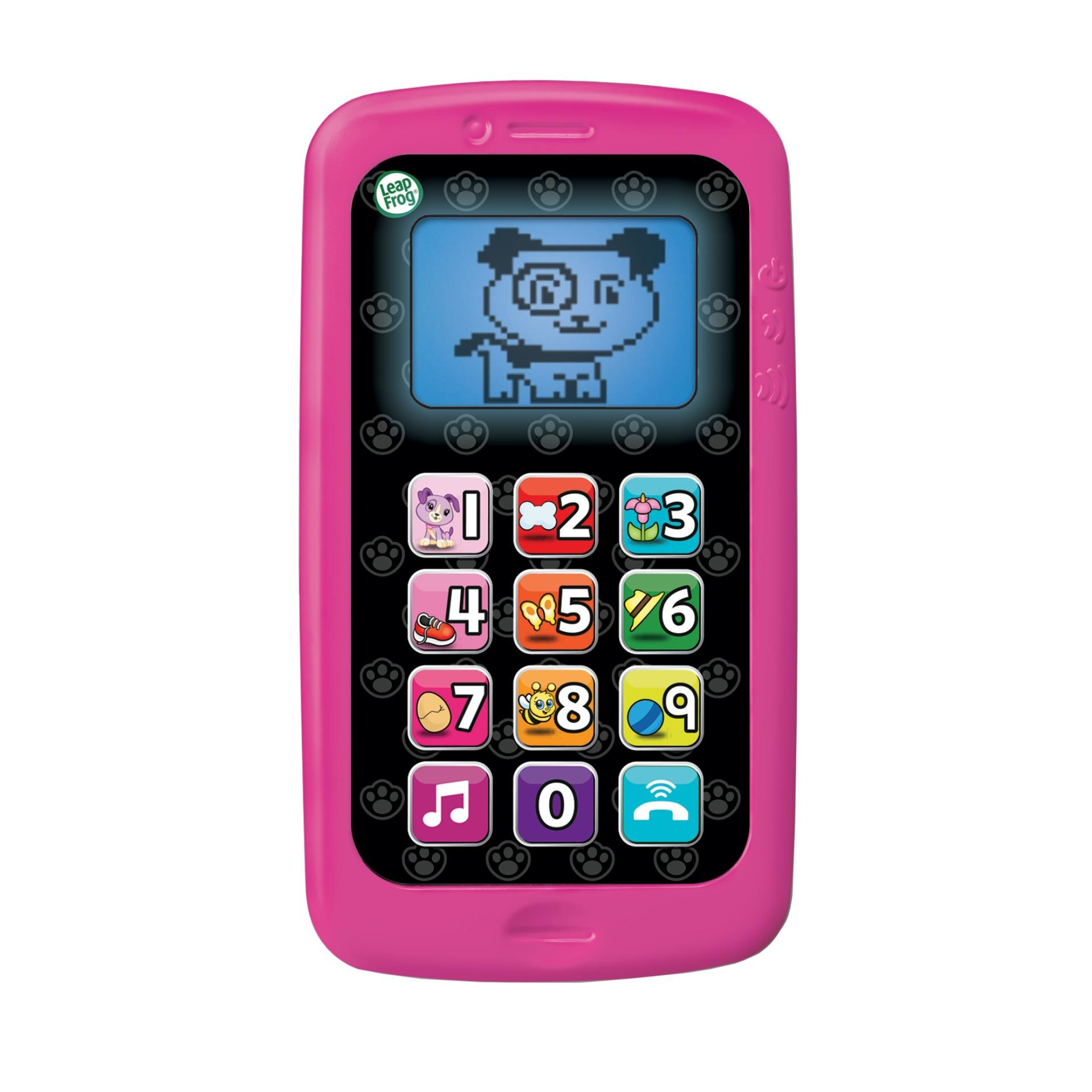 Sale Leapfrog Chat And Count Phone Violet