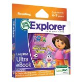 Discount Leapfrog Explorer Software Learning Game Nickelodeon Dora The Explorer Dora S Amazing Show