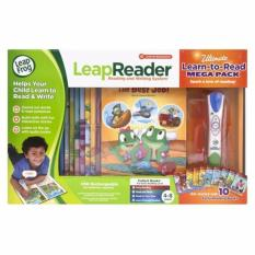 Buy leapfrog educational movies online lazada leapfrog leapreader ultimate learn to read mega pack gumiabroncs Images