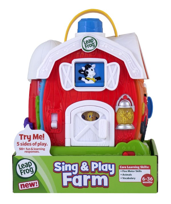 Discounted Leapfrog Sing Play Farm