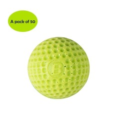 Leegoal 50pcs Rounds Refill Compatible Replace Balls Pack For Nerf Rival Apollo Zeus Mxvi-4000, Xv11-3000, Xv-700, Mxv-1200, Xvi-1200 - Intl By Leegoal.
