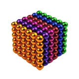 Discounted Leegoal A Set Of 216 5Mm Magnetic Decompression Toy Balls Muiltcolor Intl