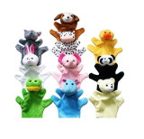 Price Leegoal Cute Animal Hand Puppets Toys Set For Kids Children Set Of 10 On China