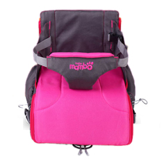Cheapest Leegoal Multi Function Mummy Bag Travel Booster Seat Diaper Bag Backpack For Baby Roseo Online