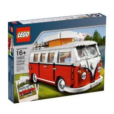 Sale Lego 10220 Volkswagon Camper Van T1 Lego On Singapore