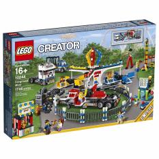 Price Lego 10244 Fairground Mixer Lego Original