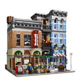 Compare Lego 10246 Detective Office