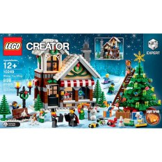Sale Lego 10249 Creator Winter Toy Shop Online On Singapore