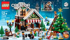 Lowest Price Lego 10249 Winter Toy Shop