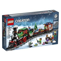 Lego 10254 Creator Expert Winter Holiday Train Lowest Price