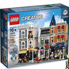 Latest Lego 10255 Assembly Square