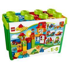Review Lego 10580 Duplo® Deluxe Box Of Fun Lego On Singapore