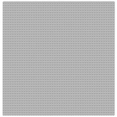 Sale Lego 10701 Classic Gray Baseplate Singapore