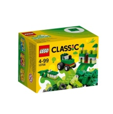 Shop For Lego 10708 Classic Green Creativity Box