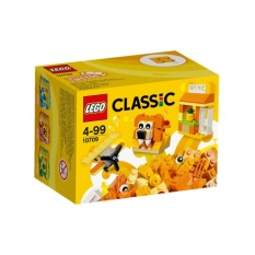 Lego 10709 Classic Orange Creativity Box Best Buy