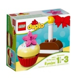Lego 10850 Duplo My First Cakes In Stock