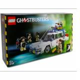 Lego 21108 Ghostbusters Ecto 1 Free Shipping