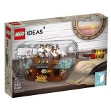 Cheapest Lego 21313 Ship In A Bottle