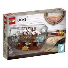 Latest Lego 21313 Ship In A Bottle