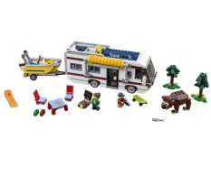 Review Lego 31052 Creator Vacation Getaways Lego