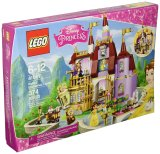 Best Lego 41067 Disney Princess Belle S Enchanted Castle