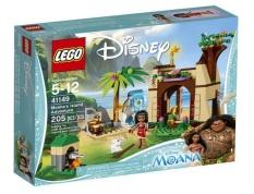 Review Lego 41149 Disney Princess Moana S Island Adventure On Singapore