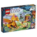 Lego 41175 Elves Fire Dragon S Lava Cave On Line