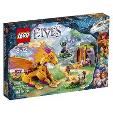 Price Lego 41175 Elves Fire Dragon S Lava Cave Lego