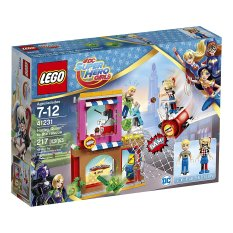 Discount Lego 41231 Dc Super Hero Girls Harley Quinn™ To The Rescue Singapore