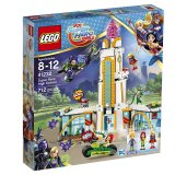 Best Rated Lego 41232 Dc Super Hero Girls Super Hero High Sch**l