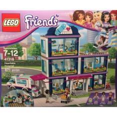 Price Lego 41318 Heartlake Hospital Lego Original