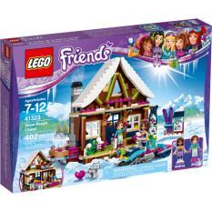 Buy Lego 41323 Snow Resort Chalet Online
