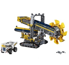 Lego 42055 Technic Bucket Wheel Excavator Free Shipping
