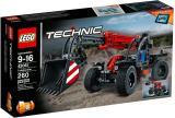 How To Get Lego 42061 Technic Telehandler