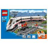Lego 60051 High Speed Passenger Train In Stock