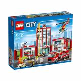 Lego 60110 City Fire Station In Stock