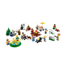 Compare Lego 60134 City Town Fun In The Park City People Pack