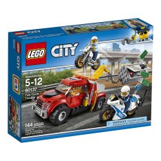 Review Lego 60137 City Police Tow Truck Trouble Singapore