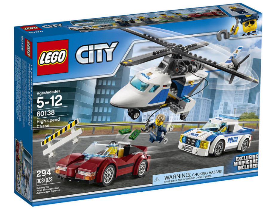 LEGO 60138 City Police High-speed Chase