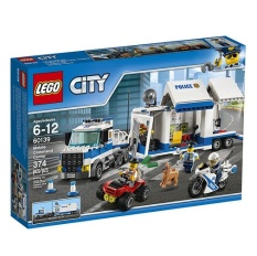Lego 60139 City Police Mobile Command Center On Line