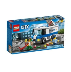 Review Lego 60142 City Police Money Transporter On Singapore