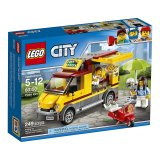 Review Lego 60150 City Great Vehicles Pizza Van Singapore