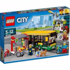 Sale Lego 60154 Bus Station Lego Cheap