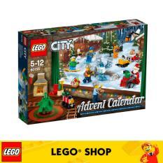Lego® Lego City City Advent Calendar 60155 Sale