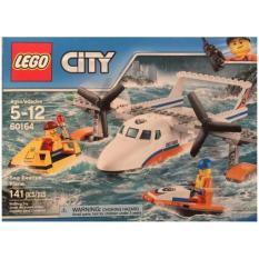 How Do I Get Lego 60164 Sea Rescue Plane