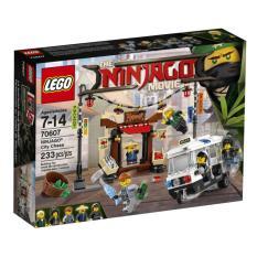 Discounted Lego 70607 Ninjago City Chase