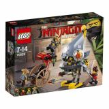 Get The Best Price For Lego 70629 Ninjago Movie Piranha Chase