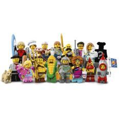 Price Lego 71018 Minifigure Series 17 1 Set Of 16 Lego